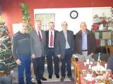 Ευχές Χριστουγέννων, ΕΑΑΣ Λάρισας,efches christougennon, eaas larisas