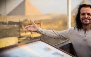 Pianist Yanni, Egypt