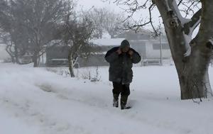 Χιόνια, Πρωτοχρονιά, chionia, protochronia