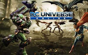 DC Universe Online, Άνοιξη, Xbox One, DC Universe Online, anoixi, Xbox One