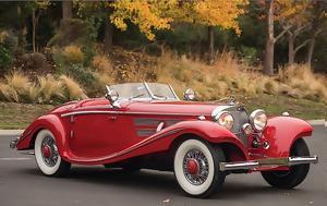 Αυτή, Mercedes 540 K Special Roadster, 1937, RM Sotheby's, afti, Mercedes 540 K Special Roadster, 1937, RM Sotheby's