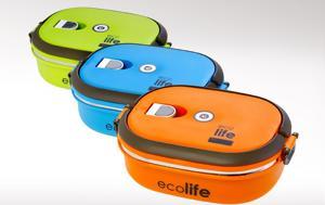 Aνοξείδωτα, Ecolife, Anoxeidota, Ecolife