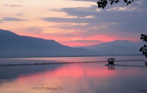 Λίμνη Κερκίνη, limni kerkini