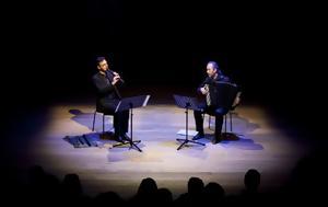 Duo Goliardi, Θέατρο Πόρτα, Duo Goliardi, theatro porta