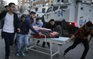 Συγκρούσεις, Κωνσταντινούπολη, sygkrouseis, konstantinoupoli