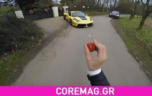 GoPro, Ferrari 458 Italia