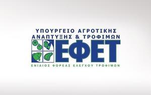 Ανάκληση, ΕΦΕΤ, anaklisi, efet