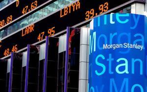 Morgan Stanley, Βγαίνει, Morgan Stanley, vgainei