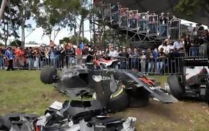 Formula 1, SOK ALONSO ME ATYXHMA