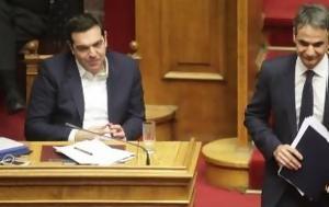 Παραίτηση Τσίπρα, Μητσοτάκης, paraitisi tsipra, mitsotakis