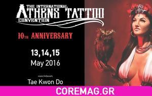 10th International Athens Tattoo Convention