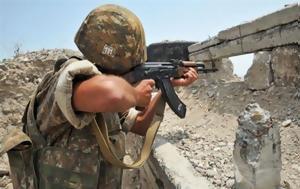 Καύκασος, Σκοτώθηκαν 12 Αζέροι, kafkasos, skotothikan 12 azeroi