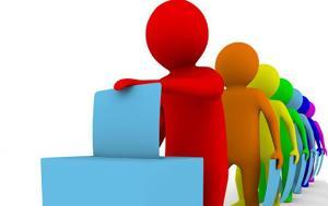 Με 4, 4% προηγειται η νδ σε νεα δημοσκοπηση για το βημα της κυριακης