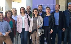 Επίσκεψη, 1ου Περιφερειακού Τμήματος, ΕΝΕ, ΓΝ Χίου, episkepsi, 1ou perifereiakou tmimatos, ene, gn chiou