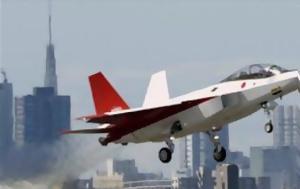 Παρθενική, Mitsubishi Χ-2, partheniki, Mitsubishi ch-2