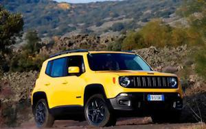 Renegade, Jeep