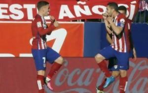 La Liga, Κορυφή …, Ατλέτικο 1-0, Ράγιο Βαγεκάνο, La Liga, koryfi …, atletiko 1-0, ragio vagekano