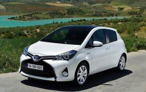 Ανάκληση Toyota Yaris 2011-2016, anaklisi Toyota Yaris 2011-2016