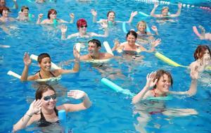 1ο Athens Aqua Fitness Event, 29 Μαΐου, Γλυφάδα, 1o Athens Aqua Fitness Event, 29 maΐou, glyfada