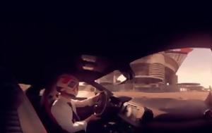 Nissan, PlayStation®, Τελικό, UEFA Champions League, Virtual Reality Racing, PlayStation®VR, Nissan, PlayStation®, teliko, UEFA Champions League, Virtual Reality Racing, PlayStation®VR