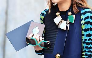 10 εύκολοι τρόποι να φοράς αξεσουάρ σαν εξπέρ της μόδας