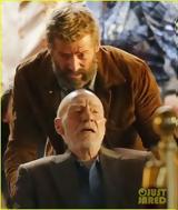 """Hugh Jackman, Patrick Stewart,""""Wolverine 3"""""""