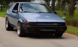 Toyota AE86 880,Honda S2000