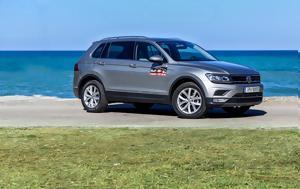 Test Drive, Πρώτη, VW Tiguan, Test Drive, proti, VW Tiguan