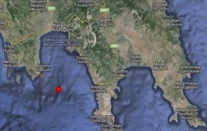 Σεισμός, Κορώνη, seismos, koroni