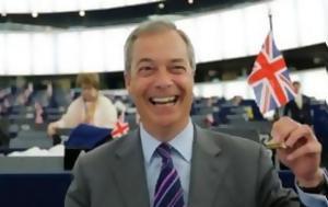 O Φάρατζ, ΨΕΜΑ, Brexit, O faratz, psema, Brexit