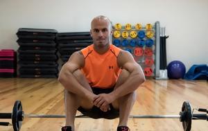 Οι δυνατοί ώμοι κάνουν αυτόματο level up σε όλο σου το σώμα