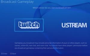Sony, Ustream, PS4, Αύγουστο, Sony, Ustream, PS4, avgousto