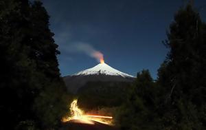 Τα ενεργά ηφαίστεια σιγούν προτού εκραγούν