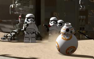 LEGO Star Wars, Force Awakens