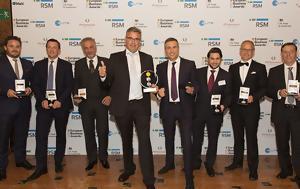 ΒΙΚΟΣ, Ευρώπη, European Business Awards, vikos, evropi, European Business Awards