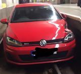 VW Golf GTI,