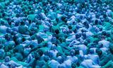 Χιλιάδες, Spencer Tunick,chiliades, Spencer Tunick