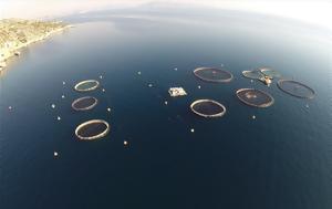 Η βιώσιμη ιχθυοκαλλιέργεια μπορεί να υποκαταστήσει την αλιεία καθώς η ζήτηση αυξάνεται