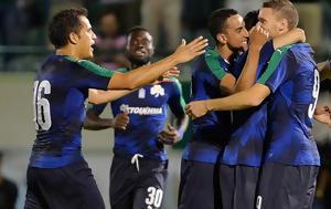 Εντυπωσίασε, Παναθηναϊκός, 4-0, Τσβόλε, entyposiase, panathinaikos, 4-0, tsvole