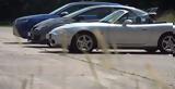 Audi SQ7 Vs Honda Civic Type R Vs Mazda MX-5, Ποιο,Audi SQ7 Vs Honda Civic Type R Vs Mazda MX-5, poio