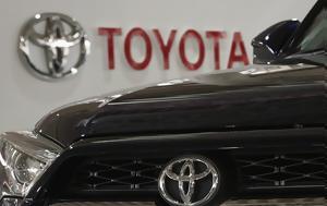Πέντε, Toyota, pente, Toyota