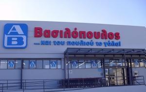 AB Βασιλόπουλος, Μαρινόπουλου, AB vasilopoulos, marinopoulou