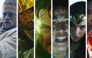 Wonder Woman Kong Prison Break Walking Dead, Όλα, Comic-Con 2016, Wonder Woman Kong Prison Break Walking Dead, ola, Comic-Con 2016