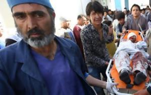 Ο οηε καταγραφει αριθμο ρεκορ νεκρων αμαχων στο αφγανισταν
