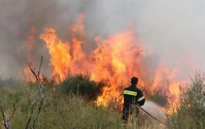 Φωτιά, Ερυθρές Αττικής – Απειλούνται, - ΤΩΡΑ, fotia, erythres attikis – apeilountai, - tora