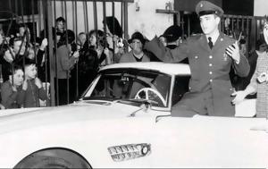 BMW 507 Roadster, Elvis, Βασιλιά, Rock ' Roll, BMW 507 Roadster, Elvis, vasilia, Rock ' Roll