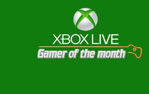 Xbox Live Gamer, Month, Ιούλιος 2016, Xbox Live Gamer, Month, ioulios 2016