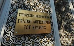 Γενικό Λογιστήριο Κράτους, Ιουλίου, geniko logistirio kratous, iouliou