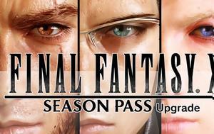 Ανακοινώθηκε, Final Fantasy XV, anakoinothike, Final Fantasy XV