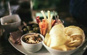 Τα 5 καλύτερα σνακ που μπορείς να φας αργά το βράδυ